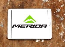 Merida Bikes företagslogo Arkivbild