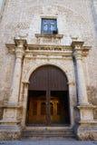 Merida city Tercera Orden church Yucatan Stock Image