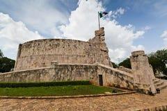 Merida Monument till fäderneslandet, Yucatan, Mexico Patria Monu Fotografering för Bildbyråer