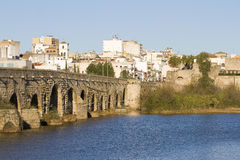 Merida (Spagna) Fotografie Stock Libere da Diritti