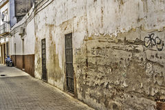 Merida street Stock Photography