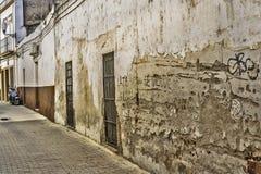 Merida street Stock Photography