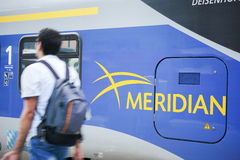 Meridian passenger Stock Photos