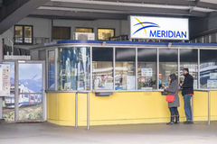Meridian Royalty Free Stock Photography