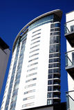 Meridian Tower in Swansea Bay Stock Image