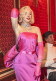 Merilyn Monroe wax figure Royalty Free Stock Image