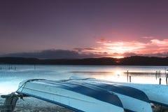 Merimbula, NSW, Австралия Стоковые Изображения