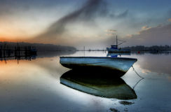 Merimbula Sunrise Royalty Free Stock Images
