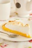 meringue лимона Стоковое Фото