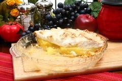meringue лимона стоковая фотография