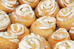 meringue печенья домодельный стоковые изображения