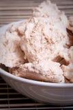 meringue шара вкусный ореховый Стоковые Изображения RF