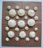 meringue Photographie stock libre de droits