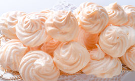 Meringue Stock Photos