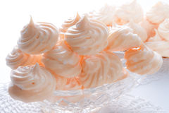 Meringue Royalty Free Stock Photos