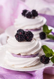 Meringue Royalty Free Stock Photography