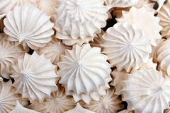 Meringue cake Royalty Free Stock Photos