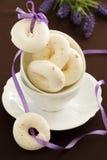 Meringue Cookie Royalty Free Stock Image