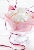 Meringue cookies Royalty Free Stock Photography