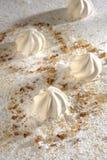 Meringue cookies Royalty Free Stock Images