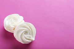 Meringue cookies Stock Photography