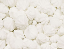 Meringue Stock Photography