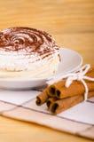 Meringue pastries Royalty Free Stock Photo