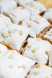 Meringue puff Royalty Free Stock Images