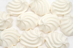 Meringues Royalty Free Stock Photography