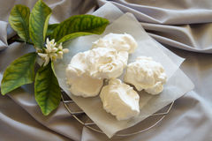 Meringues Royalty Free Stock Images