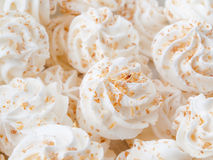 Meringues Stock Images