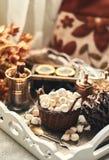 meringues Photographie stock