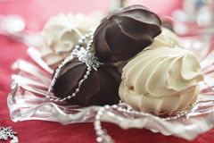 Meringues Royalty Free Stock Photo