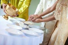 Merit of Thais Royalty Free Stock Photos