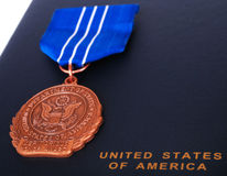 Meritorious honor award Royalty Free Stock Photography