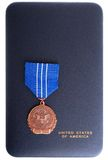 Meritorious honor award Stock Photos