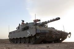 Merkava Mk 4 Baz Main Battle Tank Royalty Free Stock Photos