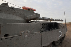 Merkava Mk 4 Baz Main Battle Tank Royalty Free Stock Photo