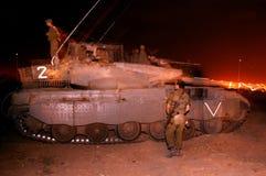 Merkava Tank stock photos