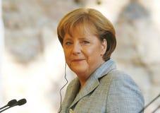 Merkel Stock Afbeelding