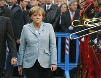Merkel 017 Royaltyfria Foton