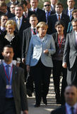Merkel 034 Royalty Free Stock Images