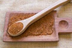 Merken, es una pimienta de chile ahumada Imagen de archivo