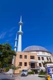 Merkez清真寺,亚洛瓦,土耳其 免版税库存照片