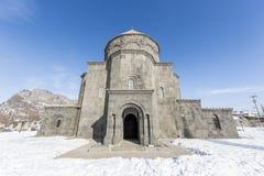 Merkez Kumbet moské i Kars, Turkiet Royaltyfri Fotografi