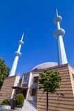 Merkez moské, Yalova, Turkiet Arkivbilder