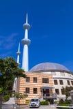 Merkez moské, Yalova, Turkiet Royaltyfria Foton