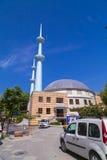 Merkez moské, Yalova, Turkiet Royaltyfria Bilder