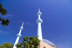 Merkez moské, Yalova, Turkiet Arkivfoton
