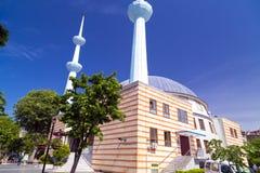Merkez Mosque, Yalova, Turkey Royalty Free Stock Photos